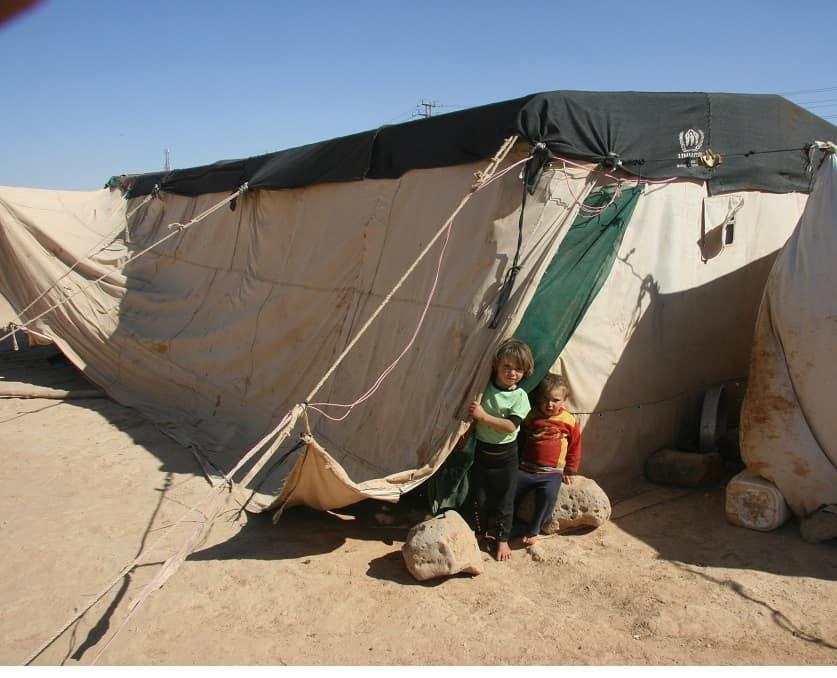 EMERGENZA SIRIA: sostieni i bambini profughi in Giordania e le loro famiglie