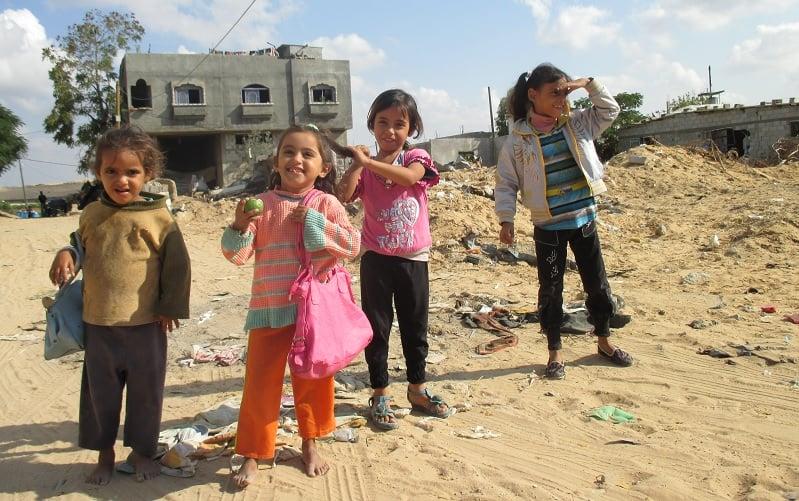 Testimonianze da Gaza