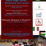 Gaza negli occhi, Palestina nel cuore
