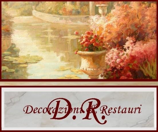 restauro e decorazioni