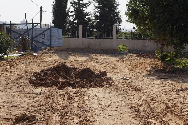 Nella Terra dei Bambini fervono i preparativi per la ricostruzione