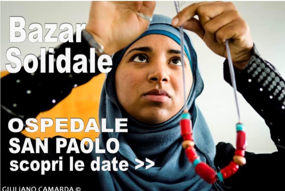 Bazar Solidale al San Paolo