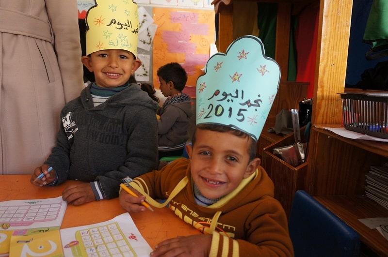 Adozione di classe a Gaza: il video
