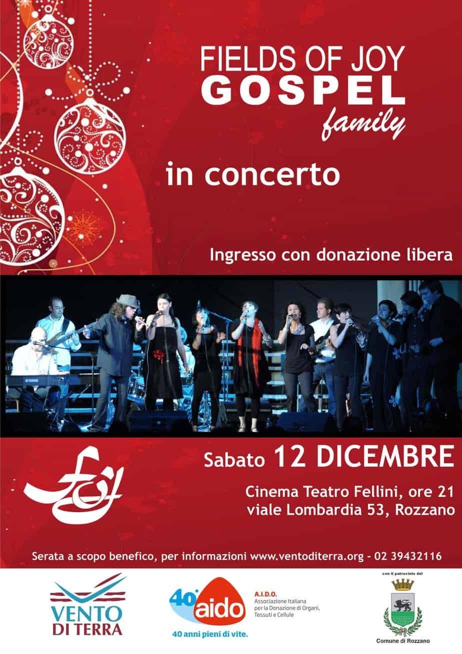 Rozzano Gospel 2015