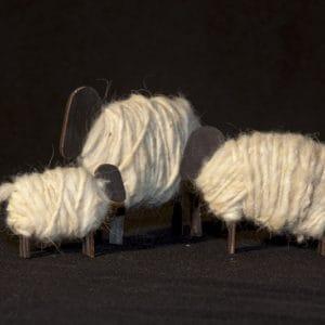 Presepi in lana