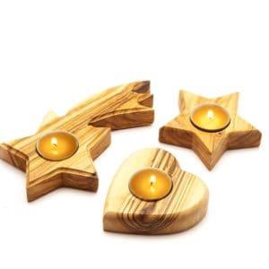 Bethlehem Fair Trade - legno, kefie e vetro