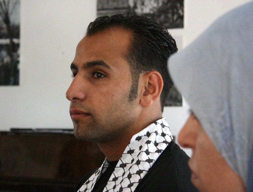 Il nostro saluto a Baha, operatore umanitario in Palestina