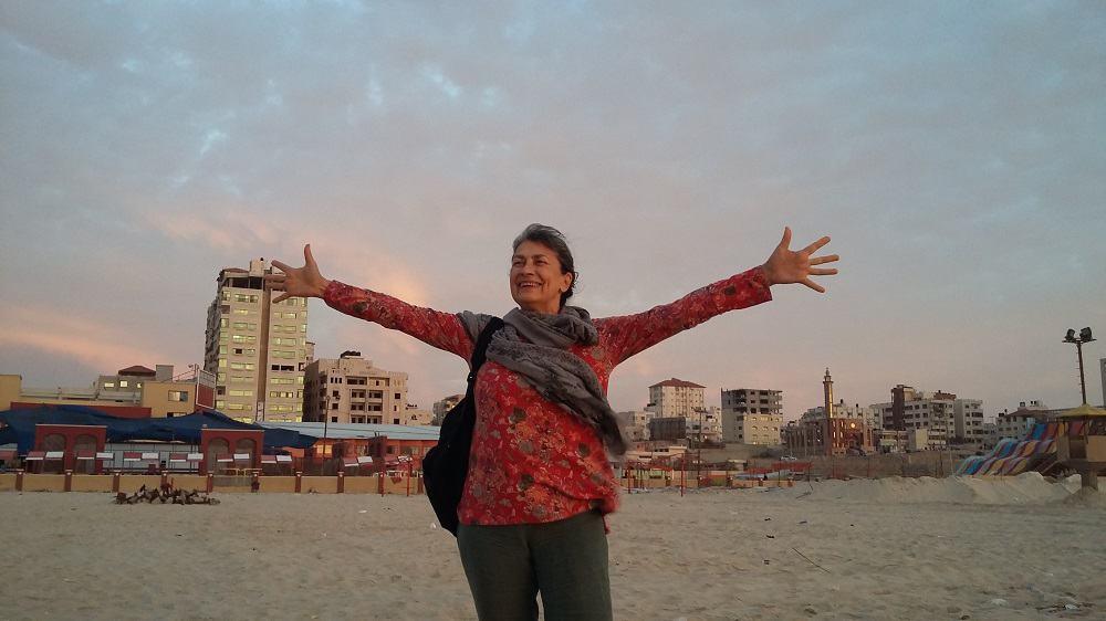 Gaza attraverso gli occhi di Emanuela Bussolati