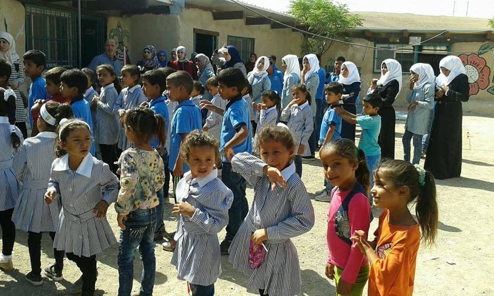 Alla Scuola di Gomme si festeggia il primo giorno di scuola!