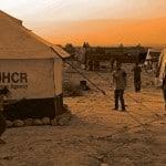 I profughi siriani nei campi informali in Giordania