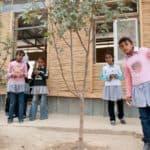 La Scuola di Bambù di Abu Hindi