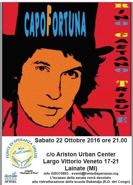 Rino Gaetano Tribute