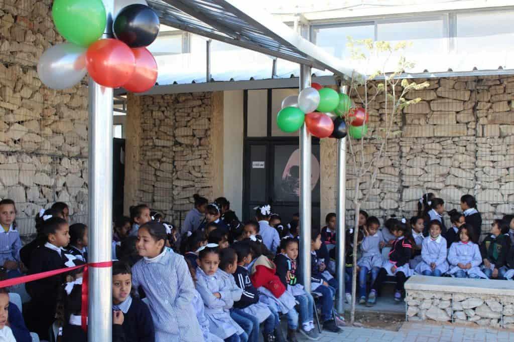 Inaugurate due nuove classi nella scuola di Al Jabal