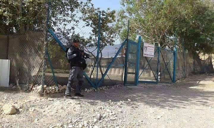 Nuova irruzione dell'esercito israeliano nella Scuola di Gomme