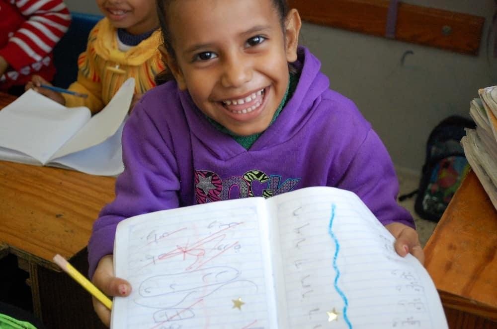Arrivano i primi libri donati dai bambini italiani ai bambini di Gaza