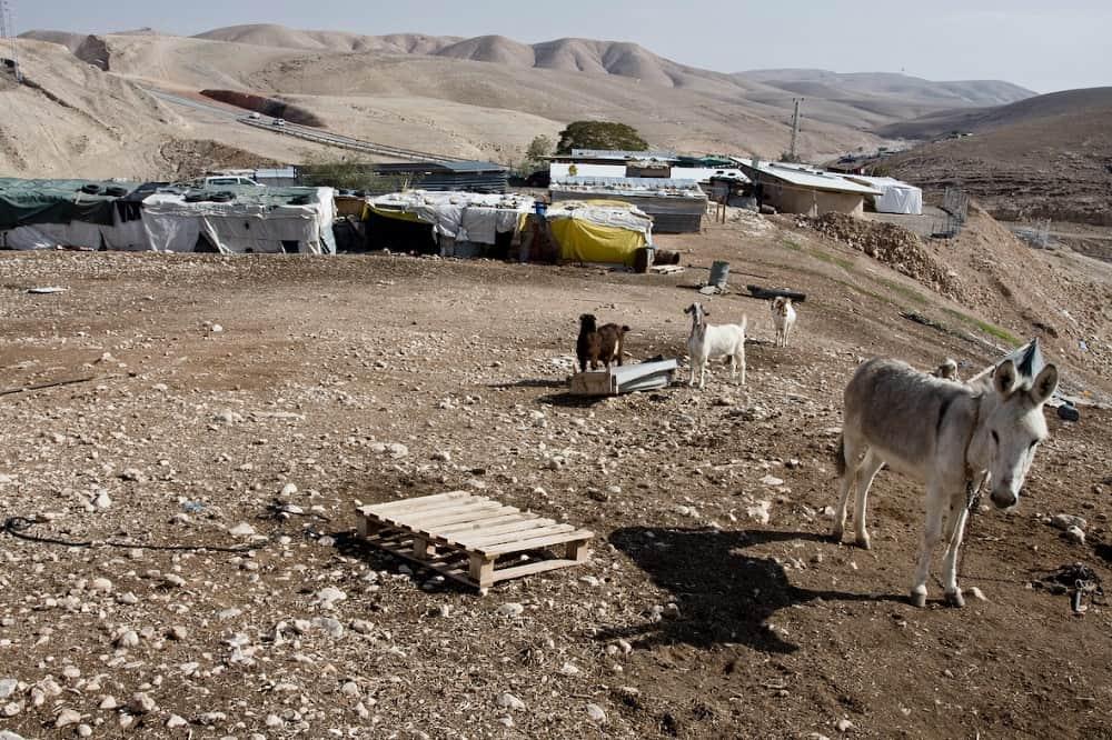 Ambasciatore UE denuncia la politica di Israele delle demolizioni in Cisgiordania