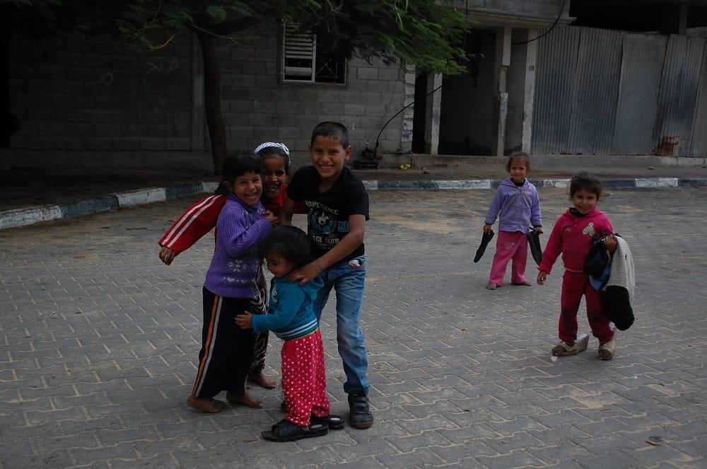 Gaza: alla ricerca del Tuk Tuk