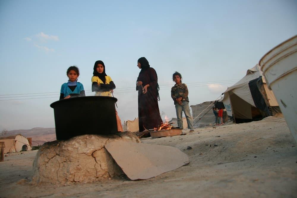 La forza e il coraggio di Umm Reem, in fuga dalla Siria
