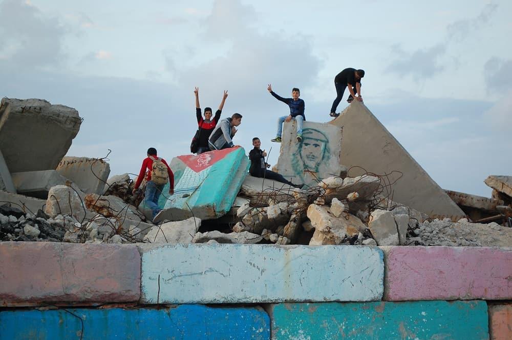 Gaza deve vivere per la vita di tutta la Palestina