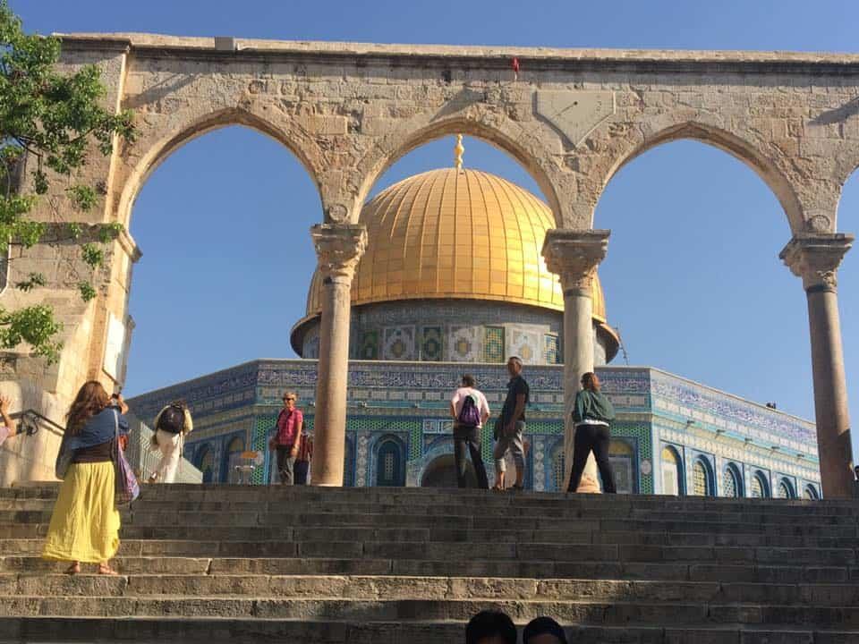 Diario di un viaggio speciale nei Territori Palestinesi