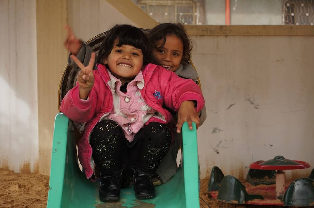 Gaza vive negli occhi dei bambini
