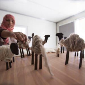 Asheera - Presepi in lana