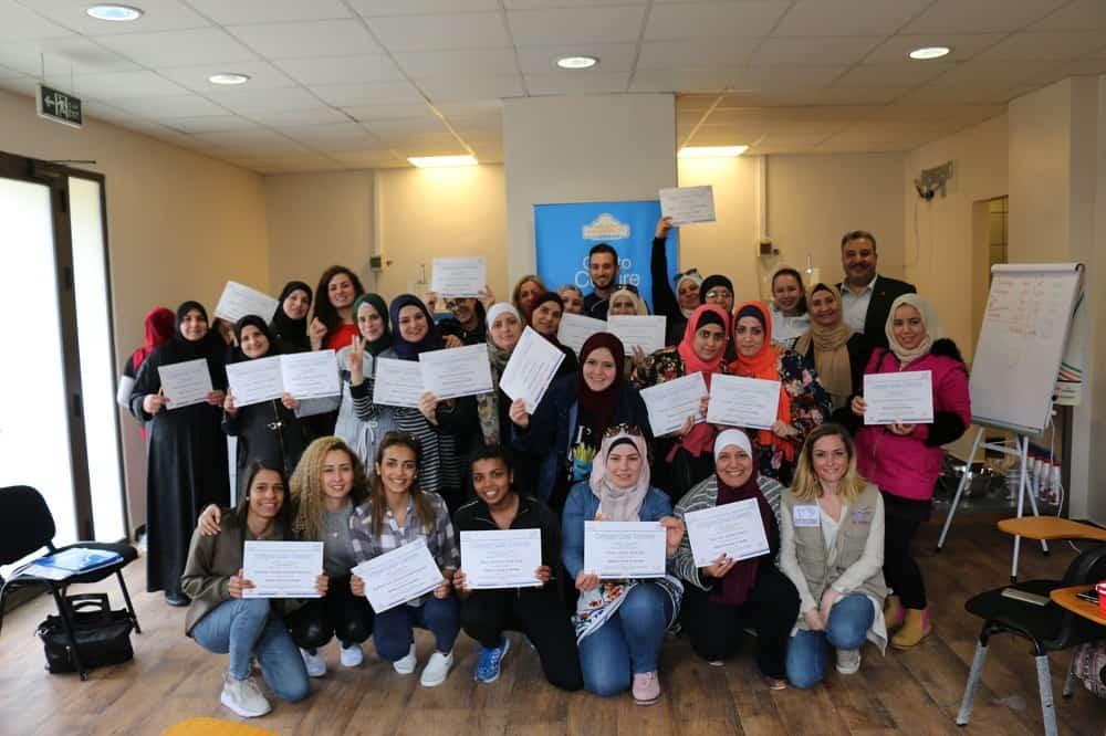 Un dolce futuro per le donne siriane e giordane