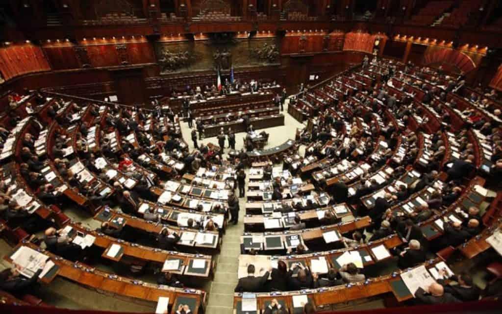 Dichiarazione del Governo Italiano sulla Scuola di Gomme