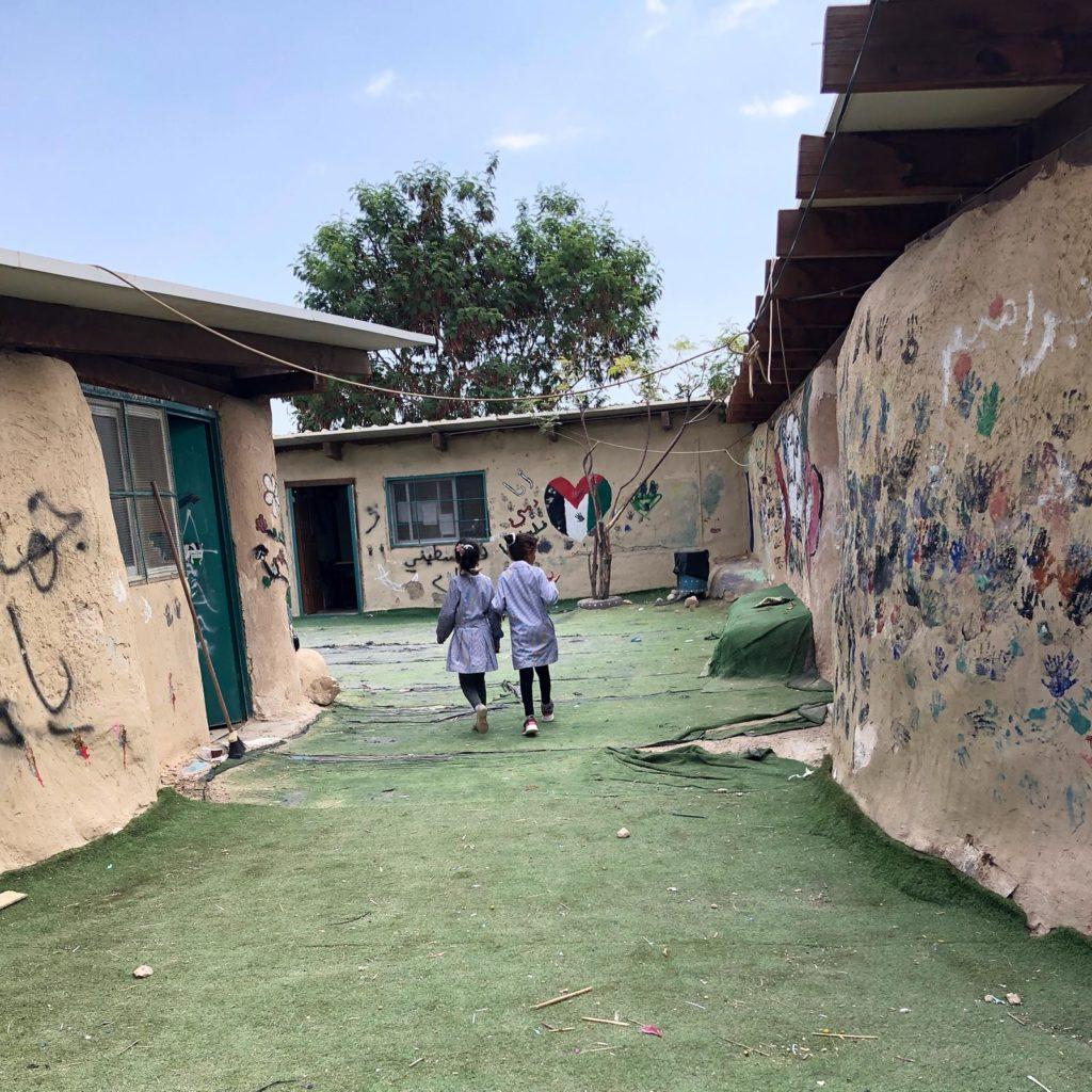 La Scuola di Gomme minacciata dalle imminenti elezioni israeliane
