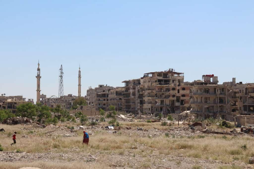 Vento di Terra in Siria