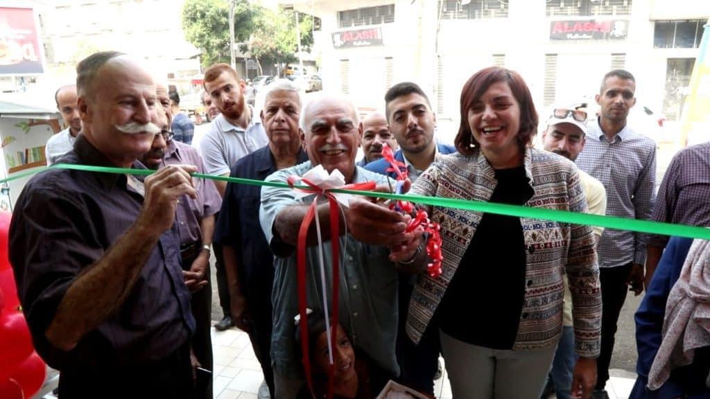Apre a Gaza la prima Gelateria Sociale