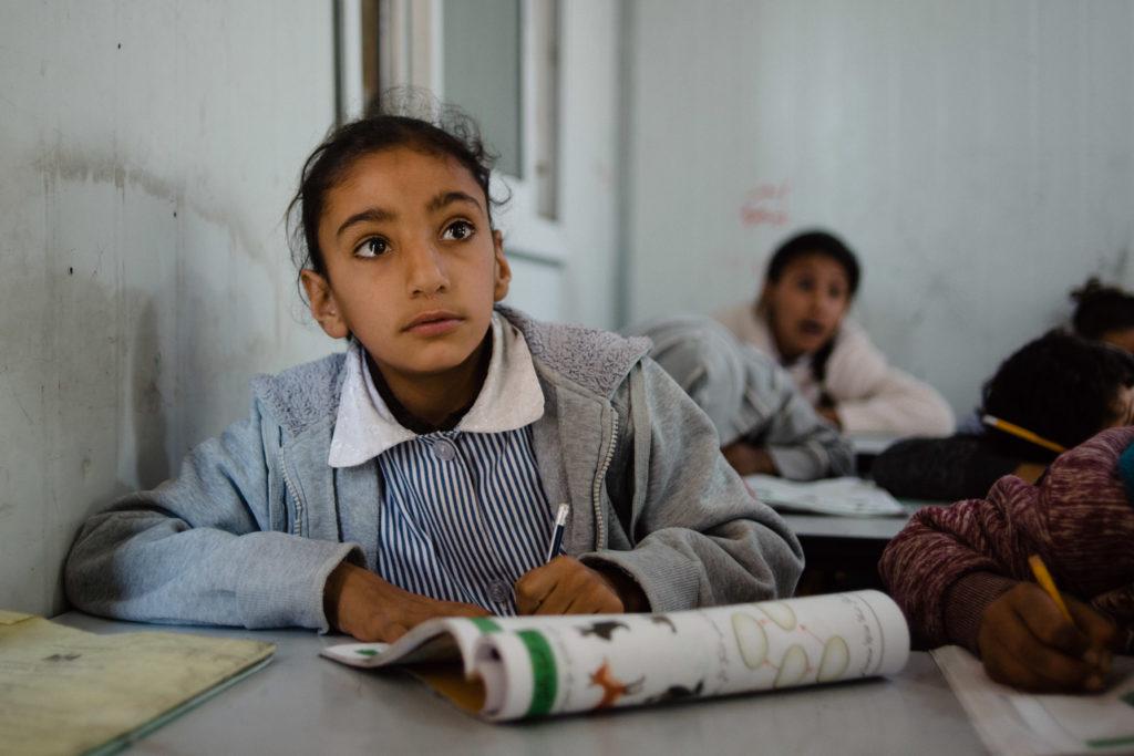 Sguardi sul mondo: progetti educativi in Cisgiordania