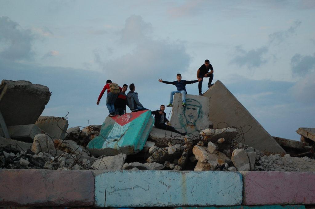 Sguardi sul mondo: progetti umanitari nella Striscia di Gaza